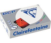 Clairefontaine DCP Premium copy paper and carton