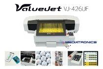 MUTOH ValueJet VJ-426UF A3 + Imprimante à plat