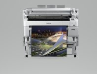"SureColor SC-T5200D MFP PS 5 Farben 36"" Drucker"