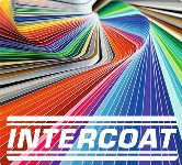 Intercoat Typecut Serie 38 - 3841 mid blue matte