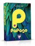 Papago Leuchtrosa, farbiges Kopierpapier 80 g/m² A4