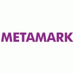 Metamark Digital Sign Vinyl weiss glzd, perm. 5